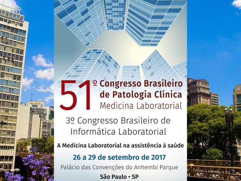 Softeasy participa do 51º Congresso Brasileiro de Patologia Clínica e Medicina Laboratorial